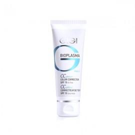 GiGi Bioplasma CC Color Corrector SPF15 Oil free 75 ml