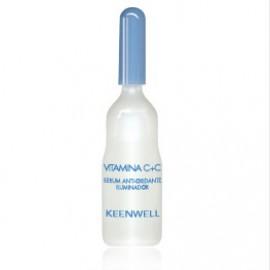 Keenwell Biologics Vitamin C+C Illuminating Anti-Oxidant Serum 10x3ml