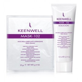 Keenwell Mask 102 Astringent Purifying Face Mask for Greasy Skin