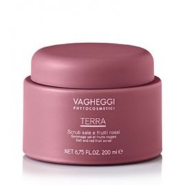 Vagheggi Terra Line SALT AND RED FRUIT SCRUB