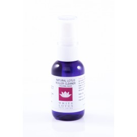 White Lotus Natural Dermaroller Cleaner 50ml